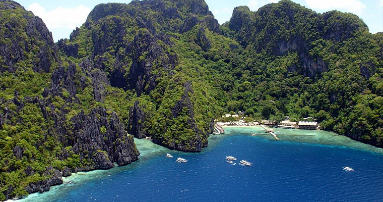 Эль-Нидо, остров Палаван, Филиппины
