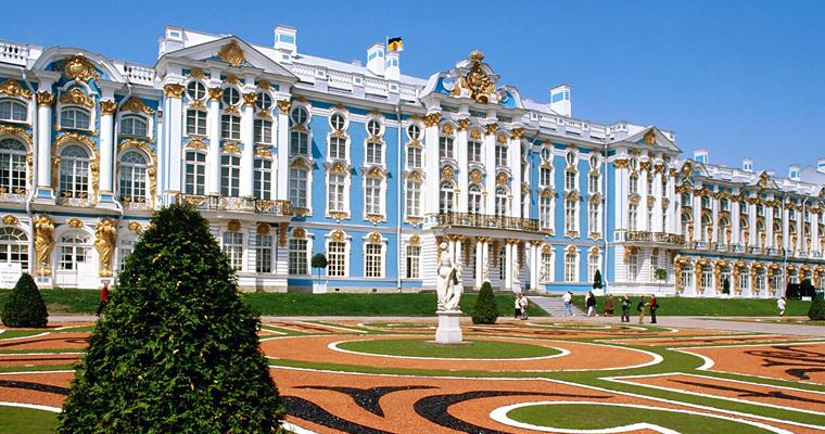 Екатерининский дворец, Россия