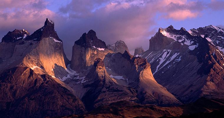 Анды, Чили