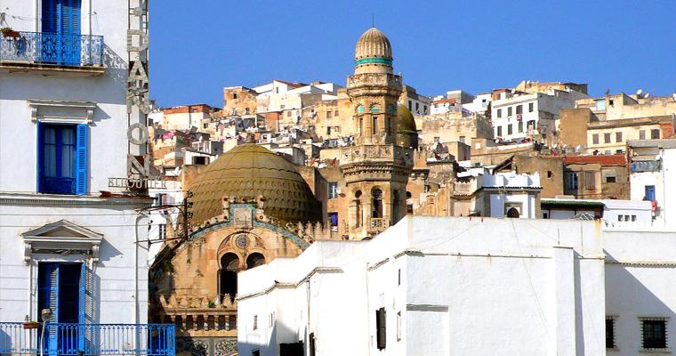 Касба, Алжир
