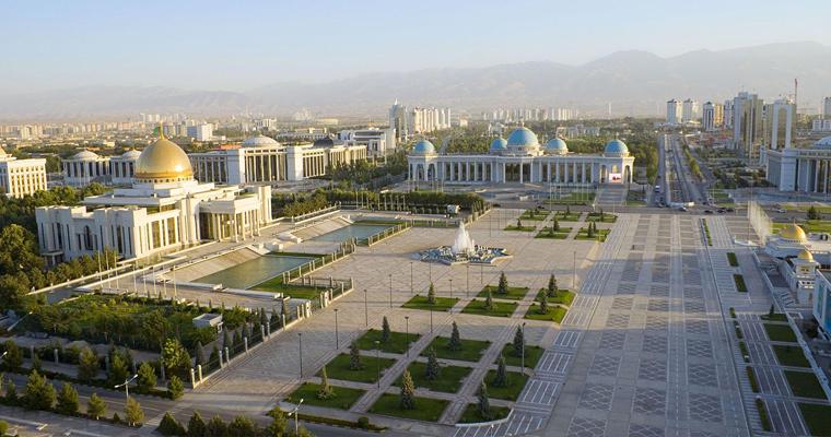 Ашxабад, Туркменистан