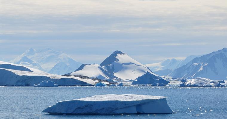 Озеро Фрикселл, Антарктида