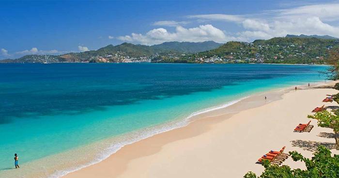 Красота острова Гренада