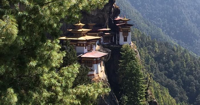 Монастырь Гнездо Тигра, Бутан