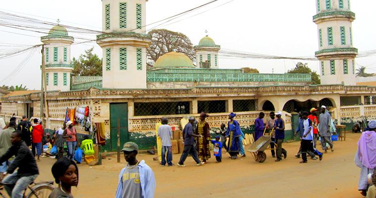 Мечеть Bundung, Гамбия