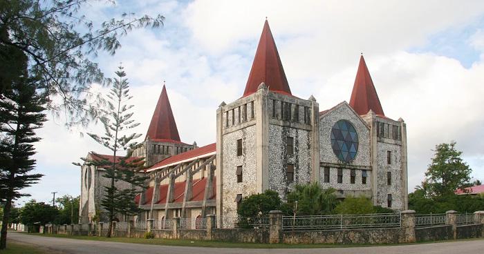 Свободная Церквь, Нукуалофа, Тонга