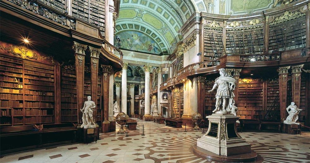 Государственный зал, Национальная библиотека