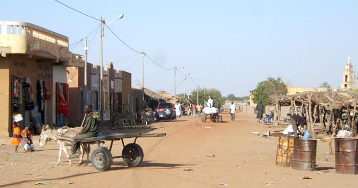 Нара, Мали