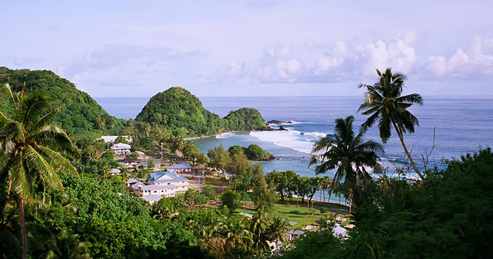 Amanave, Американское Самоа