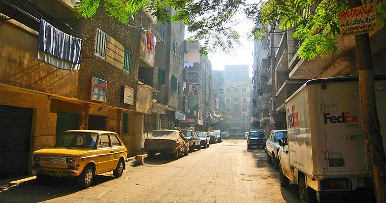 улица Каира, Египет