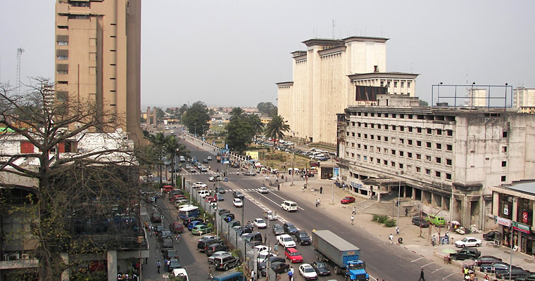 Киншаса, Демократическая Республика Конго