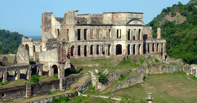 Дворец Анри Кристофа, Гаити