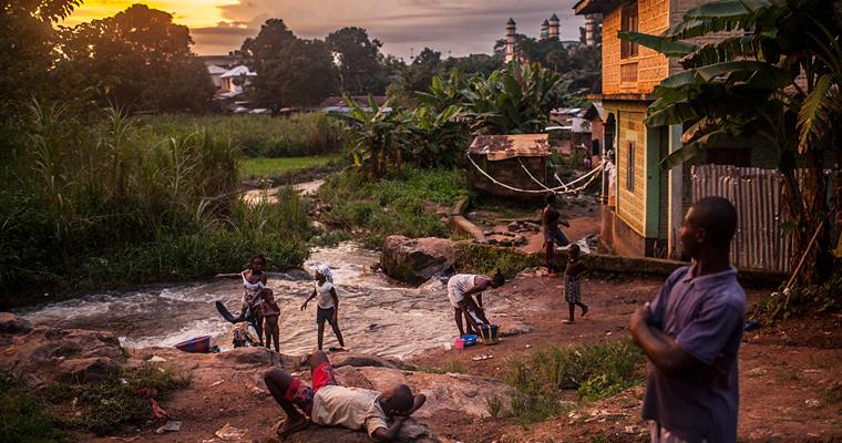 Фритаун, Сьерра-Леоне