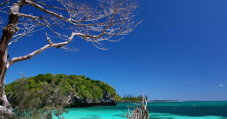 Экзотические острова, Новая Каледония