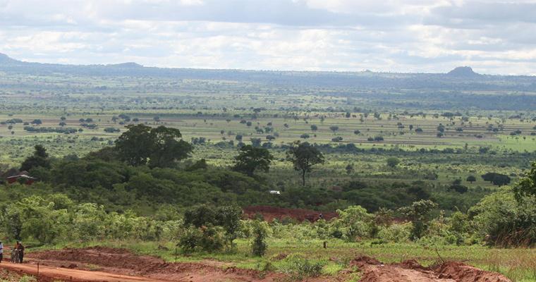 Южная Замбия