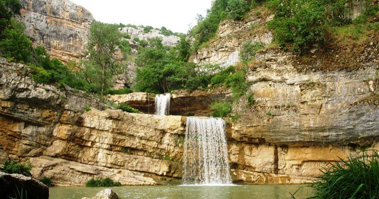 Водопады Mirusha, Косово