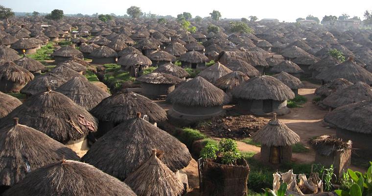 Деревня, Уганда