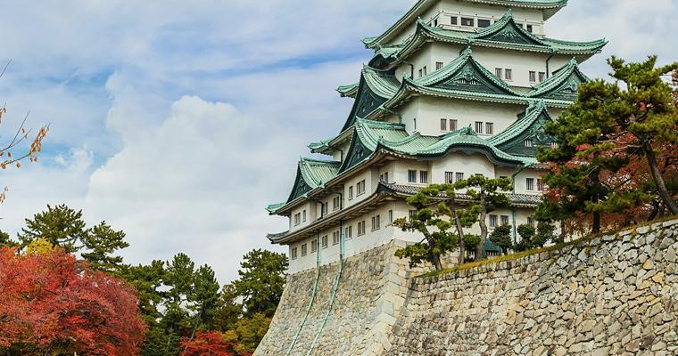 Замок Нагоя, Китай