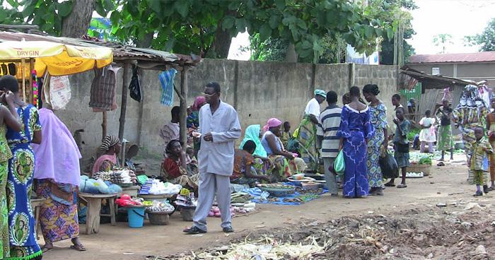 Рынок в Сокоде, Того