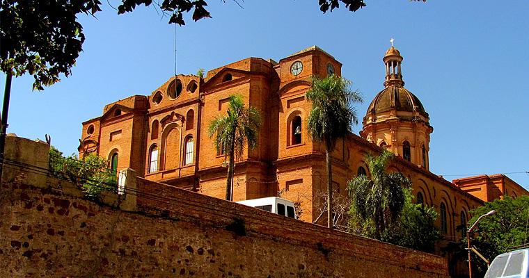 Церковь Воплощения в Асунсьоне, Парагвай