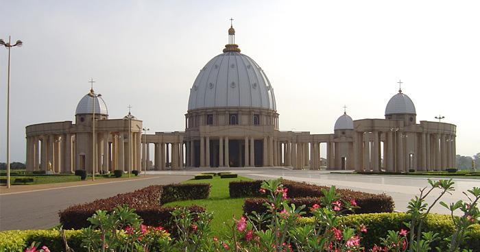 Базилика Богоматери Мира, Кот-д'Ивуар