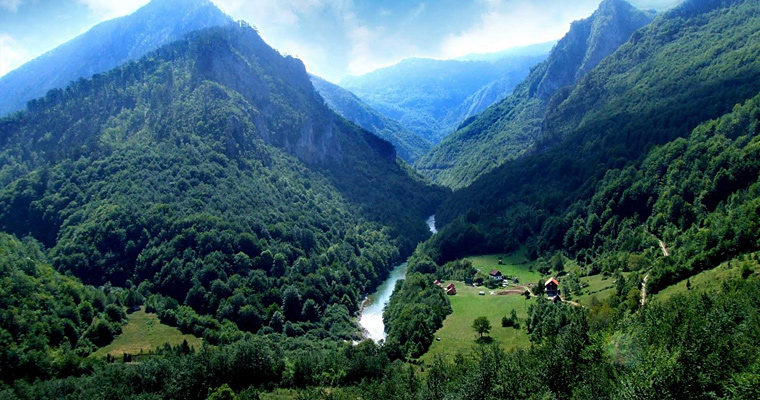 Национальный парк Черное озеро, Дурмитор, Черногория