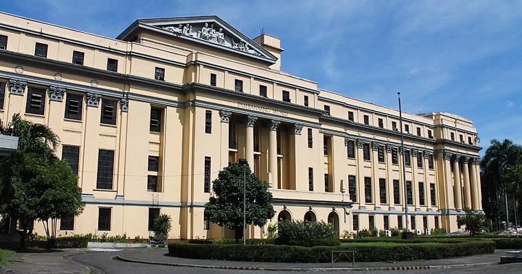 Национальный музей, Филиппины