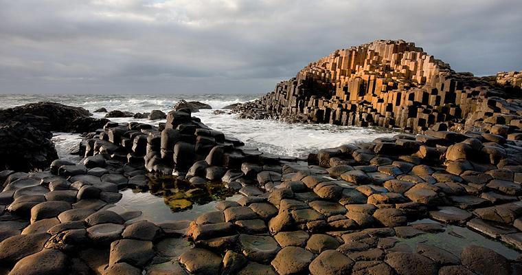 Дорога великанов, Ирландия