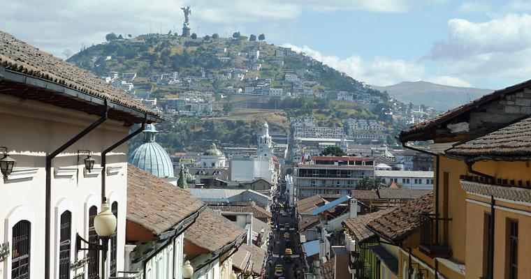 Куэнка, Эквадор