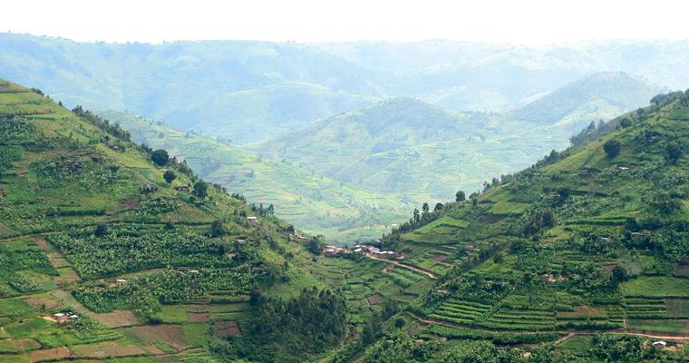 Road Trip — Сердце Уганды