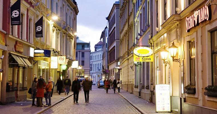 Улица Риги