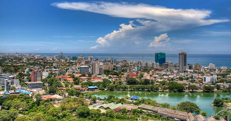 Коломбо, Одина из самых зеленых столиц мира, Шри-Ланка