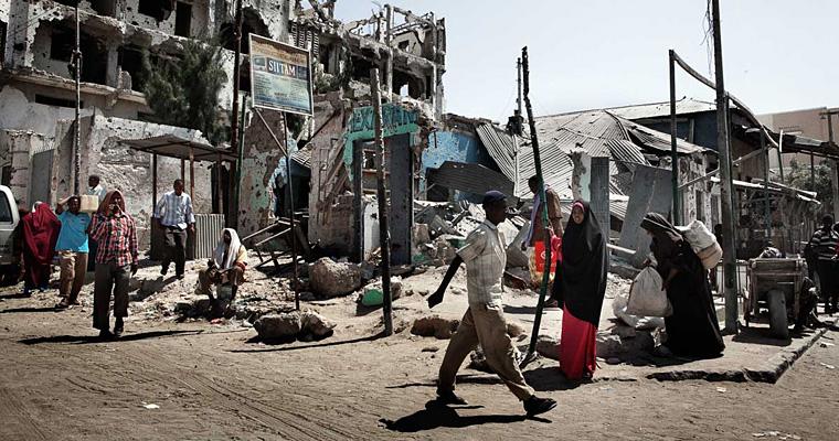 Рынок Бакара, Сомали