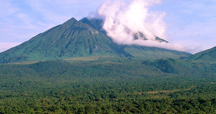 Национальный парк Вирунга, Республика Конго