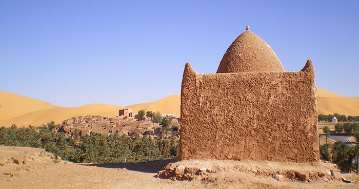 Сахара, племя берберов, Нигер