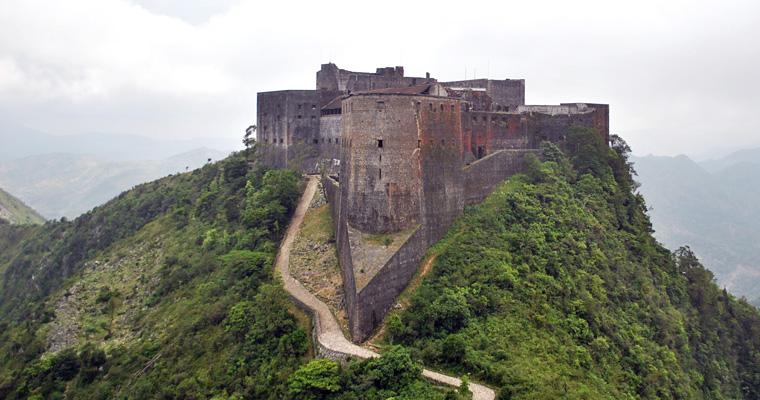 Цитадель Laferrière, Гаити