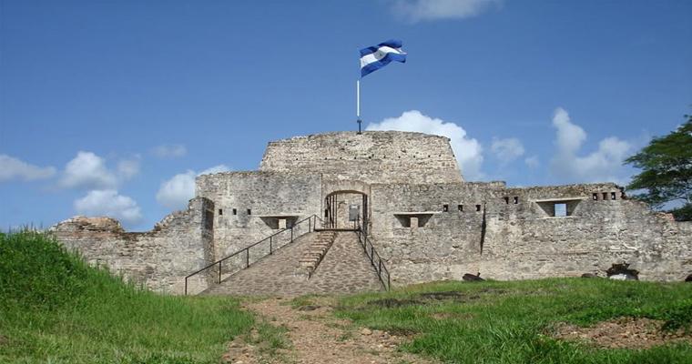 Castillo Inmaculada Concepción, Никарагуа