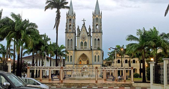 Собор Санта-Исабель, Экваториальная Гвинея