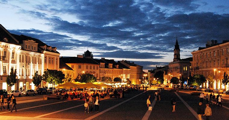 Старый город, Stikliu Street, Вильнюс, Литва
