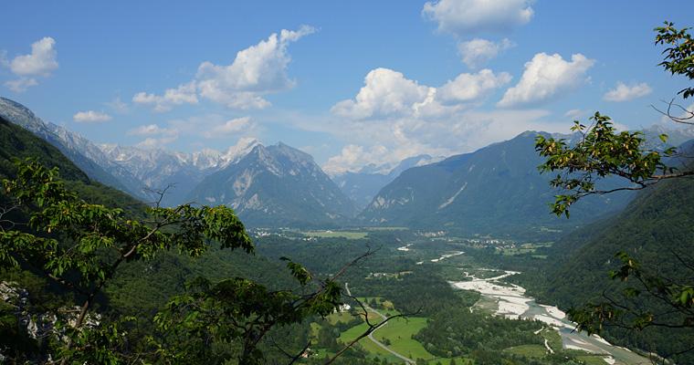 Cловенские Альпы