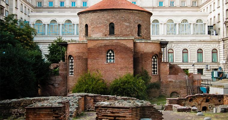 Церковь Святого Георгия, София, Болгария