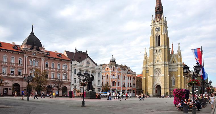 Нови-Сад, Сербия