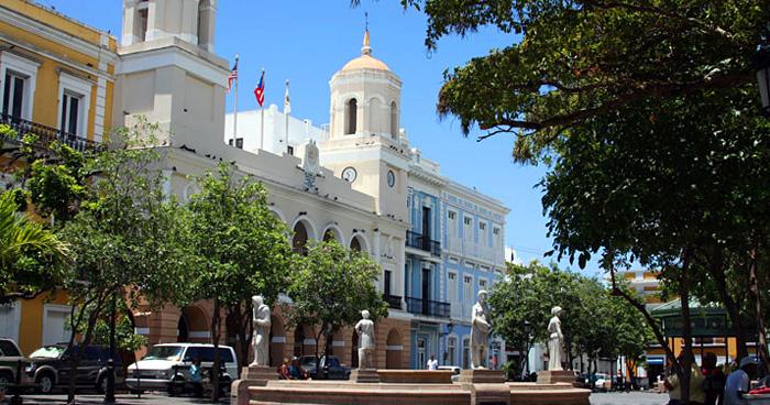 Пласа-де-Армас, Сан-Хуан