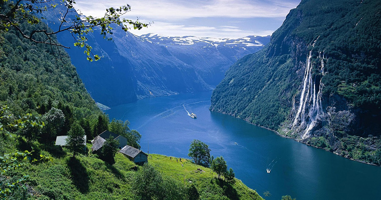 Гейрангер, Норвегии