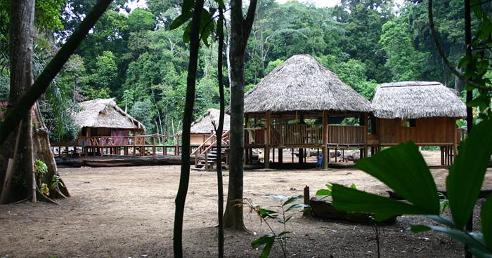 Деревня в Гайана
