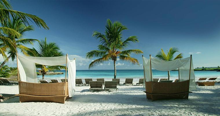 Пляж, Доминиканская Республика