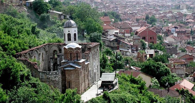 Старая церковь, Косово