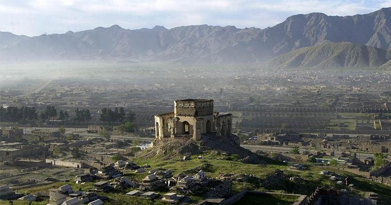 Кабул. Столица Афганистана.