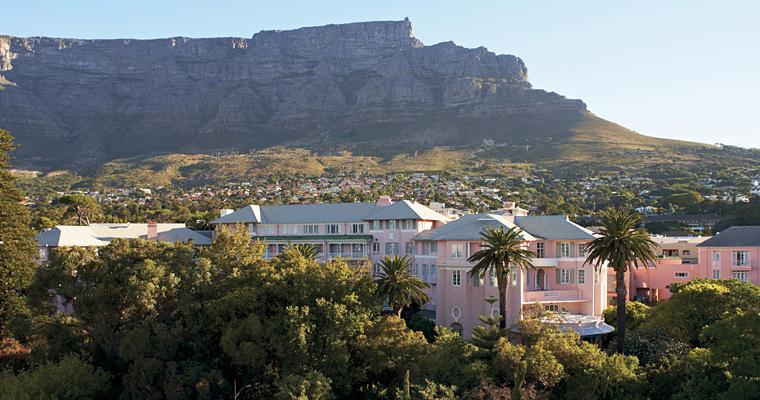 Столовая гора, Кейптаун, ЮАР