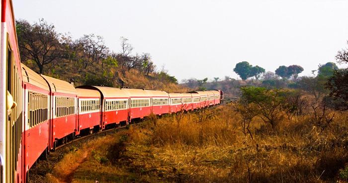 Железная дорога, Камерун